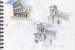sketch-rome